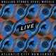 Cover for Steel wheels live (Atlantic City, NJ, 1989