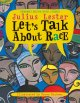 Cover for Let's talk about race