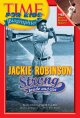 Cover for Jackie Robinson: strong inside and out