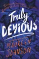 Cover for Truly Devious