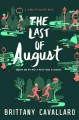 Cover for The last of August