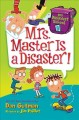 Cover for Mrs. Master is a disaster!