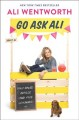 Cover for Go Ask Ali: Half-baked Advice and Free Lemonade