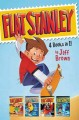 Cover for Flat Stanley: 4 books in 1!