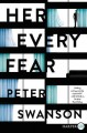 Cover for Her every fear [Large Print]