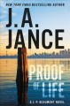 Cover for Proof of Life: A J. P. Beaumont Novel