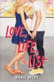 Cover for Love, Life, and the List
