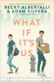 Cover for What if it's us