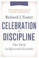 Cover for Celebration of discipline: the path to spiritual growth