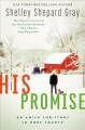 Cover for His promise: an Amish Christmas in Hart County
