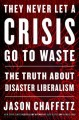 Cover for They Never Let a Crisis Go to Waste: The Truth About Disaster Liberalism