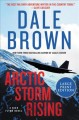 Cover for Arctic storm rising: a novel [Large Print]