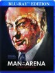 Cover for Man in the Arena