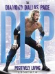 Cover for Diamond Dallas Page: positively living!