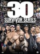 Cover for WWE 30 Years of Survivor Series