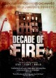 Cover for Decade of Fire
