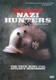 Cover for Hunting down the Nazis