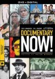 Cover for Documentary now! Season one & season two