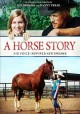 Cover for A horse story