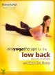 Cover for Viniyoga therapy for the upper back, neck and shoulders