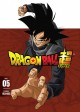 Cover for Dragon Ball super. Part 05