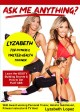 Cover for Ask me anything?: Lyzabeth, top fitness & master health trainer