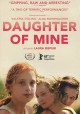 Cover for Daughter of mine
