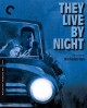 Cover for They Live by Night