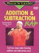 Cover for Addition & subtraction rap