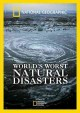 Cover for World's worst natural disasters