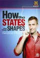 Cover for How the states got their shape.