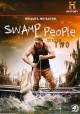 Cover for Swamp people.