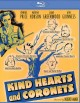 Cover for Kind hearts and coronets