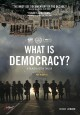 Cover for What is Democracy?