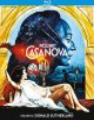 Cover for Fellini's Casanova