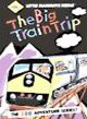 Cover for The big train trip