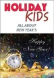 Cover for Holiday kids. All about New Year's.