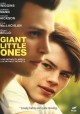 Cover for Giant little ones