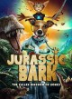 Cover for Jurassic bark: the fallen kingdom of bones