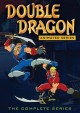 Cover for Double Dragon the Animated Series the Complete Series