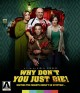 Cover for Why don't you just die! = Papa, sdokhni