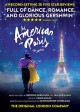 Cover for An American in Paris: the musical