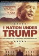 Cover for One nation under Trump