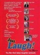 Cover for Just laugh!: the movie