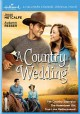 Cover for A Country Wedding