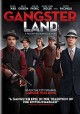 Cover for Gangster Land