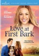 Cover for Love at first bark