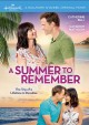 Cover for A summer to remember