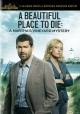 Cover for A beautiful place to die. A Martha's vineyard mystery