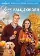 Cover for Love, fall & order